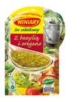 Prosto z domowego ogródka  – Marka WINIARY proponuje 6 nowych sosów sałatkowych (wersja dla mediów handlowych i marketingowych)