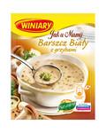 Esencja polskich zup ? Żurek na wędzonce i Barszcz Biały z grzybami