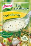 Sos sałatkowy czosnkowy Knorr