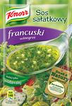 Sos sałatkowy francuski vinegret Knorr