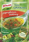 Sos sałatkowy paprykowo-ziołowy Knorr