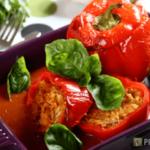 Gdy papryka znika…ze stołu! Inspiracje szefa kuchni Knorr na dania z papryki