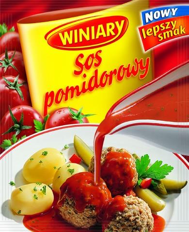 Nowe Sosy do gotowania WINIARY  z udoskonalonymi recepturami oraz w unowocześnionych opakowaniach.  Portfolio poszerzone o 3 nowe smaki.  Pierwszy Sos Biały Uniwersalny marki WINIARY.
