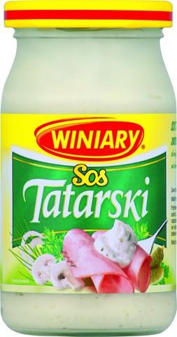 Nowe sosy majonezowe WINIARY