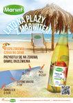 Wyspa Zdrowia Marwit. Plażowa strefa marki Marwit w Pucku 18-23.07.2014
