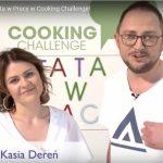Tata w pracy i w kuchni Cooking Challenge