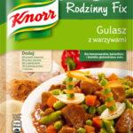 Nowość! Fixy Rodzinne Knorr – rodzinnie, warzywnie i bardzo smacznie!
