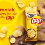 Ziemniak - prawdziwy bohater smaku Lay's